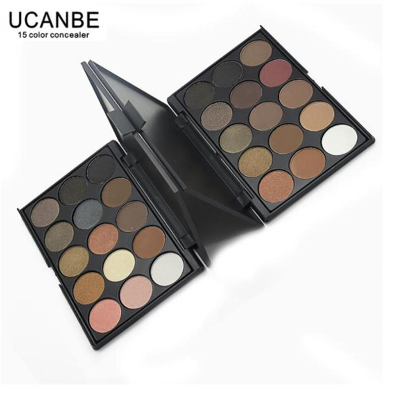 Ucanbe  15  Color Eyeshadow Palette