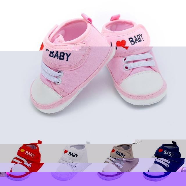 Fashion 2018 Newborn Baby Sneakers